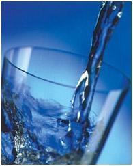 Alkaline antioxidant drinking water
